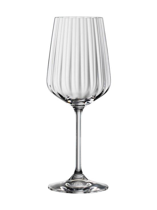 Spiegelau - Lifestyle White Wine -valkoviinilasi 4-pack - CLEAR | Stockmann - photo 1