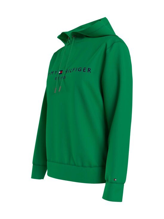 Tommy Hilfiger - TH Essential Drawstring -huppari - L14 PRIMARY GREEN | Stockmann - photo 3