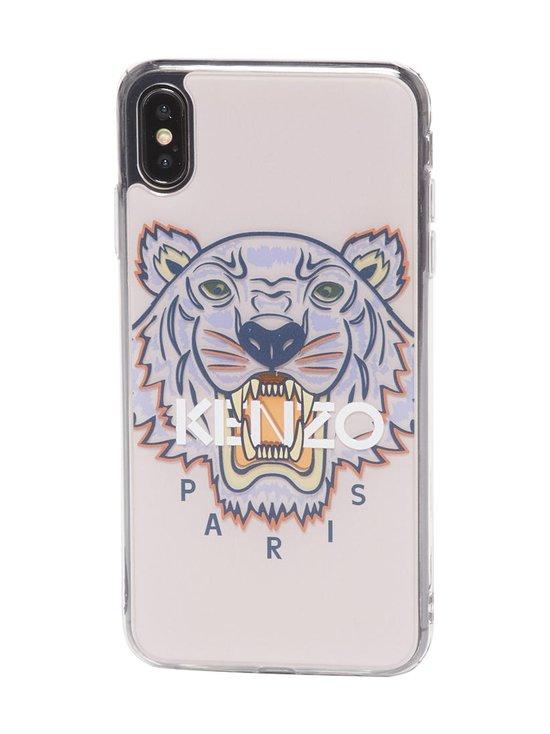 Kenzo - iPhone XS Max Tiger -suojakuori - 34 FADED PINK | Stockmann - photo 1