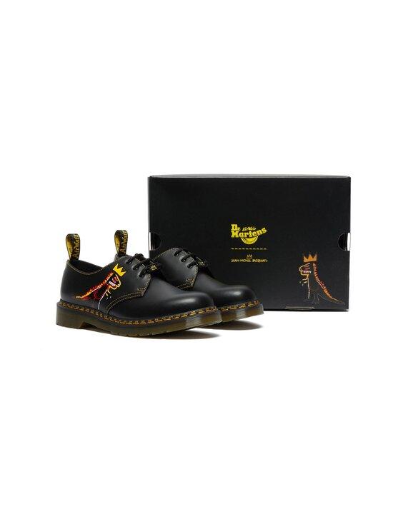 Dr. Martens - 1461 Basquiat -kengät - BLACK BLACK | Stockmann - photo 3