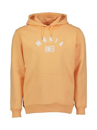 Brand Hooded Sweatshirt -huppari