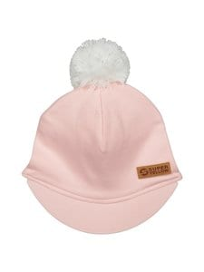 Superyellow - Manda Junior -puuvillapipo - LIGHT PINK | Stockmann
