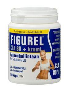 Hankintatukku - Figurel® Cla 80 + Kromi -ravintolisä 150 kaps 115 g - null | Stockmann