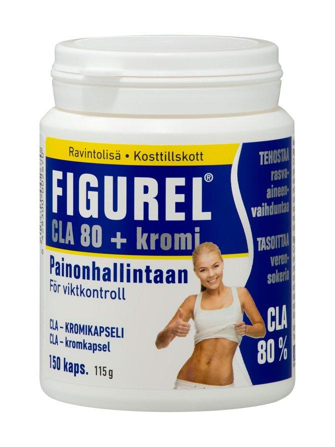 Figurel Cla+Kromi 150 kpl/115 g
