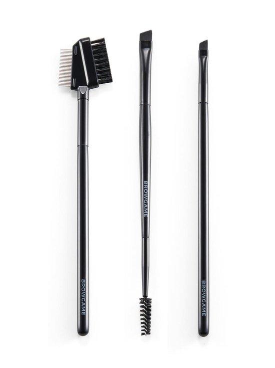 Browgame Cosmetics - Brow Brush Kit -sivellinpakkaus - MULTI   Stockmann - photo 1