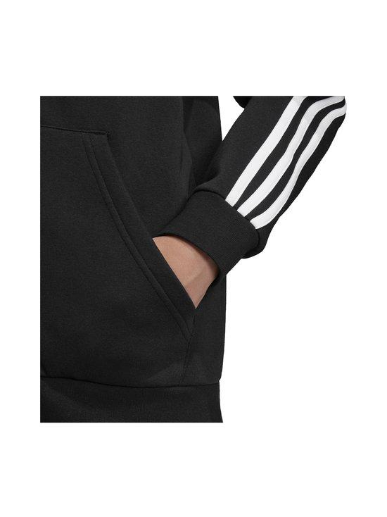 adidas Performance - Essentials 3 Stripes Hoodie -huppari - BLACK/WHITE | Stockmann - photo 9