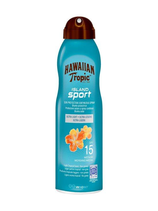 Hawaiian Tropic - Hawaiian Island Sport SPF 15 -aurinkosuojavoide 220 ml - NOCOL   Stockmann - photo 1
