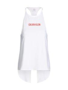 Calvin Klein Performance - Coolcore Gym Tank -toppi - 100 BRIGHT WHITE | Stockmann
