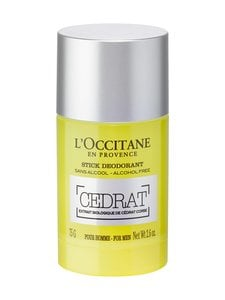 Loccitane - Cédrat Stick Deodorant -deodorantti 75 g | Stockmann