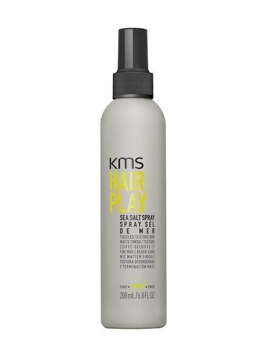KMS - Hairplay Sea Salt Spray -merisuolasuihke 200 ml - null | Stockmann - photo 1