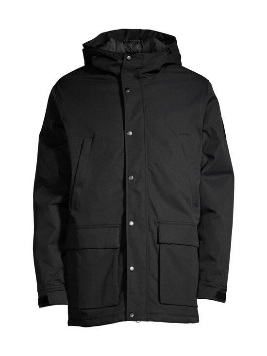 Makia - Grit Jacket -takki - 999 BLACK | Stockmann - photo 1