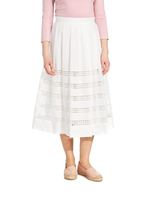 Termoli Skirt Wide Crochet -hame