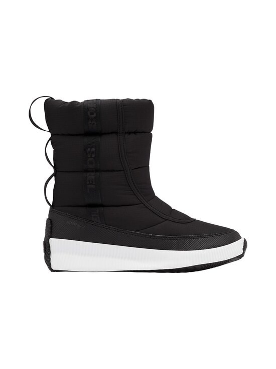 Sorel - Out N About Puffy Mid -talvikengät - BLACK | Stockmann - photo 1