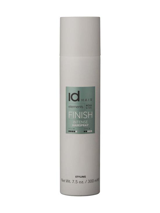 IdHair Elements Xclusive - FINISH Intense Hairspray -hiuskiinne 300 ml - NOCOL | Stockmann - photo 1