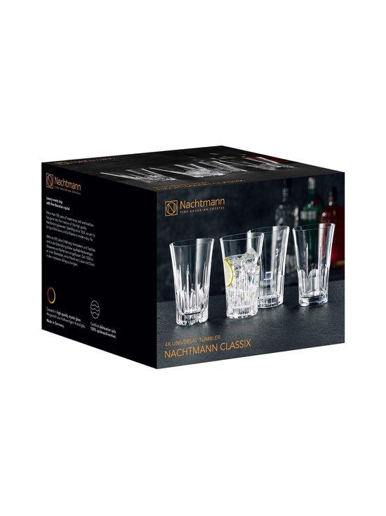 Nachtmann - Classix Universal -lasi 344 ml, 4 kpl - CLEAR | Stockmann - photo 2