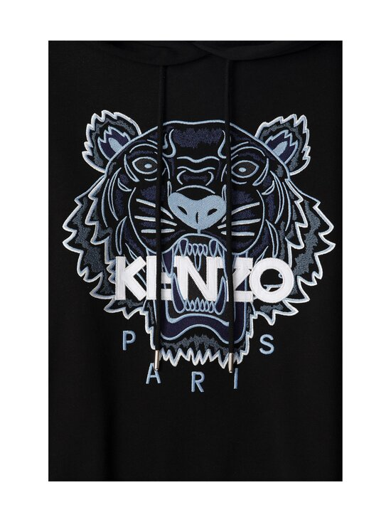 Kenzo - CLASSIC TIGER CLASSIC HOODIE -collegehuppari - 99 BLACK | Stockmann - photo 3