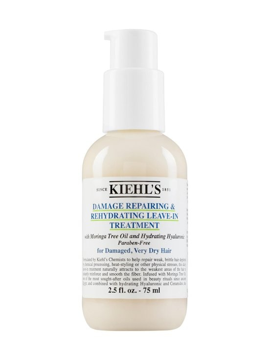 Kiehl's - Damage Repairing & Rehydrating Leave-in Treatment -jätettävä hoitoaine 75 ml - null | Stockmann - photo 1