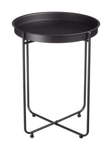 Mica - Dublin-pöytä 65 x 50 cm - BLACK | Stockmann