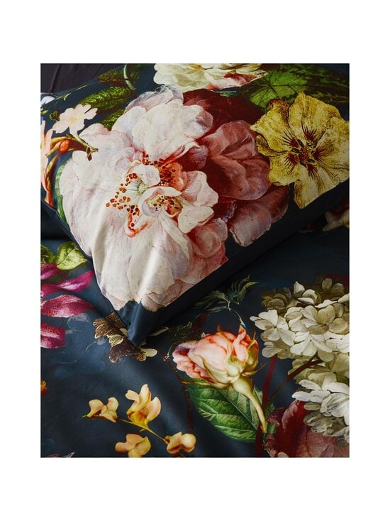 Essenza - Fleurel-pussilakanasetti 150 x 210 + 50 x 60 cm - INDIGO BLUE | Stockmann - photo 3
