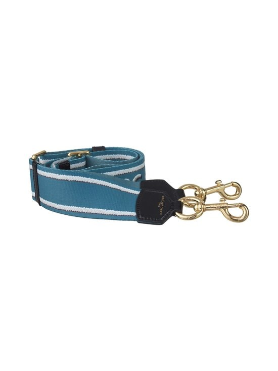 Marc Jacobs - The Icing Webbing Strap -olkahihna - MINT MULTI 332 | Stockmann - photo 1