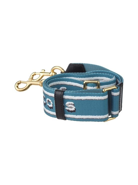 Marc Jacobs - The Icing Webbing Strap -olkahihna - MINT MULTI 332 | Stockmann - photo 2