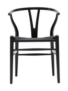 Carl Hansen&Son - CH 24 Wishbone -tuoli - MUSTA | Stockmann
