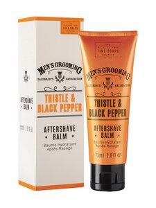 The Scottish Fine Soaps - Thistle & Black Pepper -parranajovoide 75 ml | Stockmann
