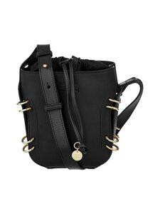 See By Chloe - Alvy Shoulder Bag -nahkalaukku - BLACK | Stockmann