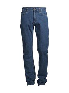 Canali - Trouser Denim -farkut - 301 BLUE | Stockmann