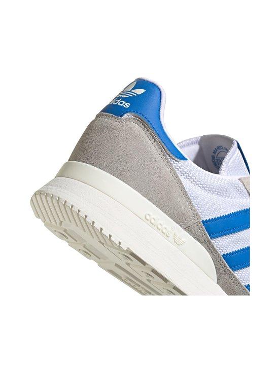 adidas Originals - ZX 500 -kengät - FTWWHT/BLUBIR/OWHITE   Stockmann - photo 8