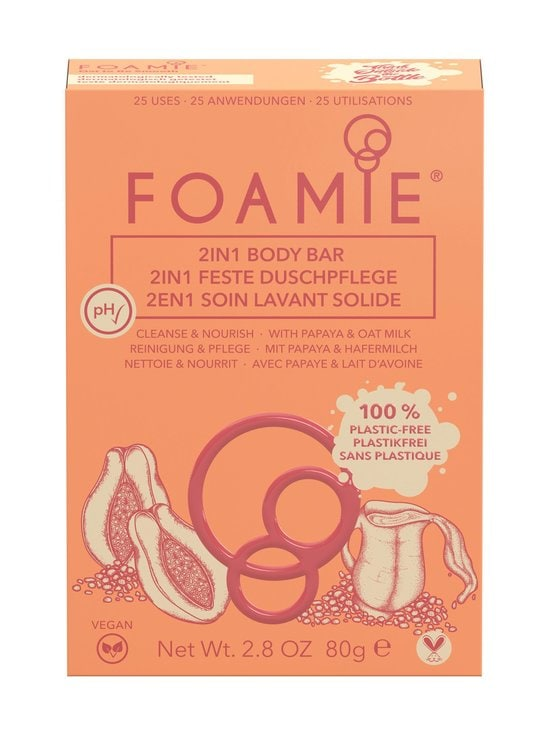 Foamie - Body Bar Oat to Be Smooth -suihkusaippua - NOCOL | Stockmann - photo 1
