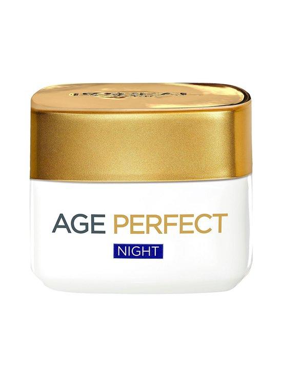 L'Oréal Paris - Age Perfect Night Cream -yövoide 50 ml - null | Stockmann - photo 1