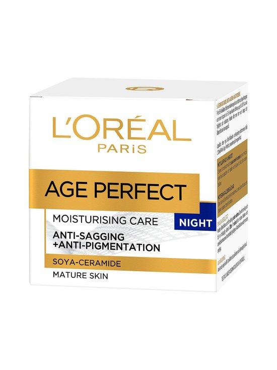 L'Oréal Paris - Age Perfect Night Cream -yövoide 50 ml - null | Stockmann - photo 2