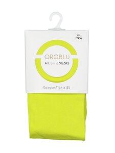 Oroblu - All Colors 50 den -sukkahousut - CITRON 8   Stockmann