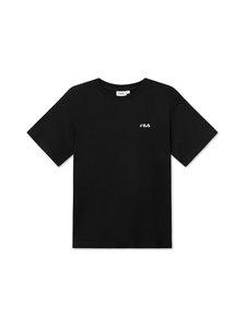 Fila - Eara Tee -paita - 002 BLACK | Stockmann