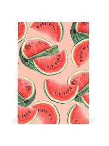 WOUF - Watermelon A5 -muistivihko - MULTICOLOR | Stockmann