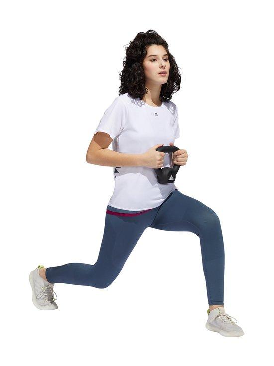 adidas Performance - Heat.Rdy Prime Training Tee -paita - WHITE | Stockmann - photo 7