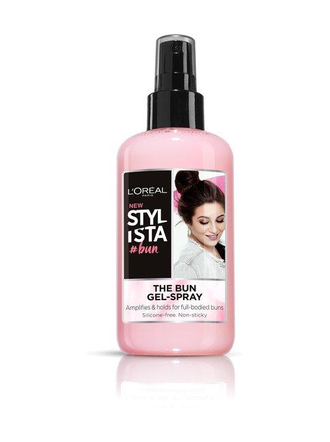 Stylista Bun The Bun Gel-Spray -geelisuihke 200 ml