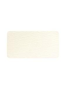 Villeroy & Boch - Manufacture Rock -tarjoilulautanen 35 x 18 x 1 cm - WHITE | Stockmann