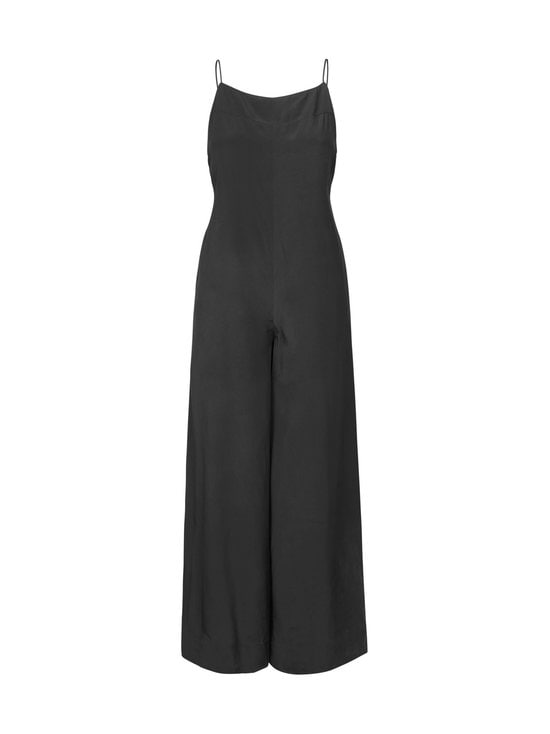 Samsoe & Samsoe - Aurora Jumpsuit -haalari - BLACK | Stockmann - photo 1