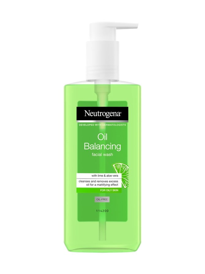 Oil Balancing Facial Wash -puhdistusgeeli 200 ml