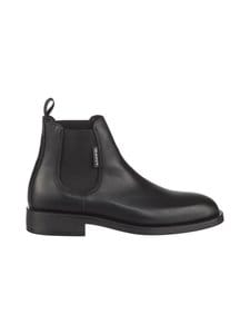GANT - Brockwill Chelsea Boot -nahkanilkkurit - G00 BLACK | Stockmann