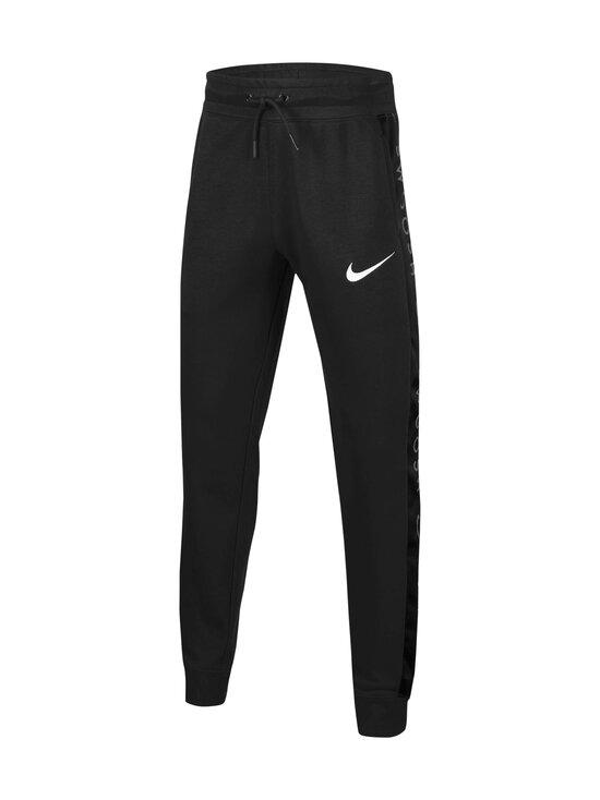 Nike - Swoosh -housut - BLACK/WHITE | Stockmann - photo 1
