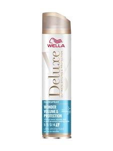 Wella - Deluxe Wonder Volume Protection Ultra Strong Hair Spray -hiuskiinne 250 ml | Stockmann