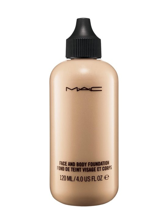 MAC - Face & Body Foundation -meikkivoide 120 ml - C1 | Stockmann - photo 1