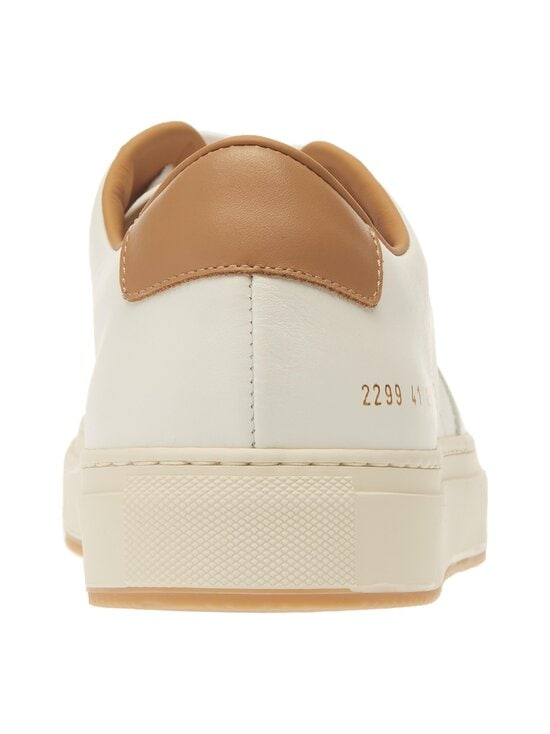 COMMON PROJECTS - Bball '90 -sneakerit - 0502 WHITE/TAN   Stockmann - photo 2
