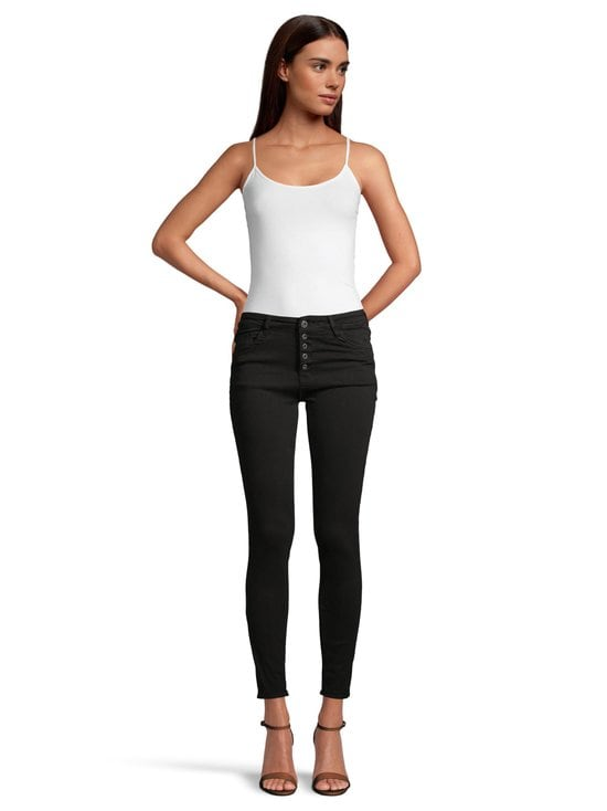 Piro jeans - Housut - BLACK 1   Stockmann - photo 2