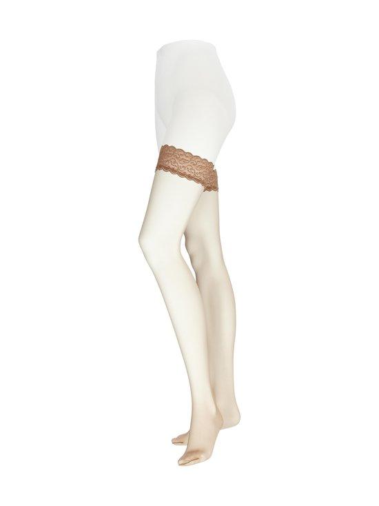 Vogue - Sideria Sandalett -stay-up-sukat 17 den - SUNTAN | Stockmann - photo 2