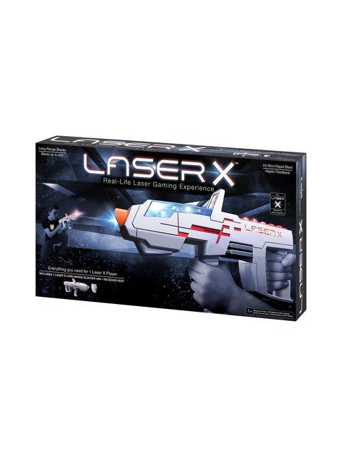 Laser X pitkän matkan ase