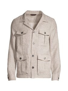 Oscar Jacobson - Safari Shirt Jacket -takki - 915 915 | Stockmann
